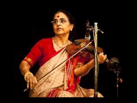 N. Rajam Dr N Rajam Bhajan Thumak Chalat Ramchandra violin