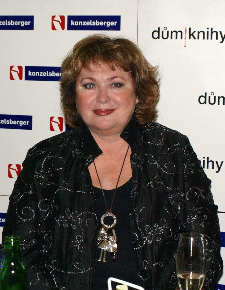Naďa Konvalinková FileNaa Konvalinkov 2009jpg Wikimedia Commons