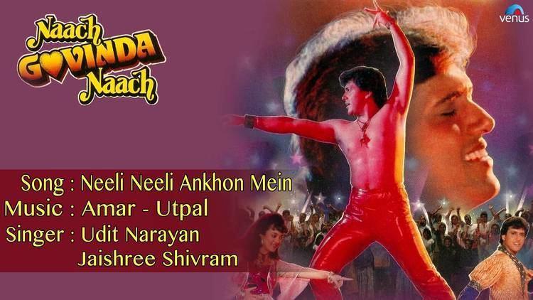Naach Govinda Naach Neeli Neeli Ankhon Mein Full Audio Song