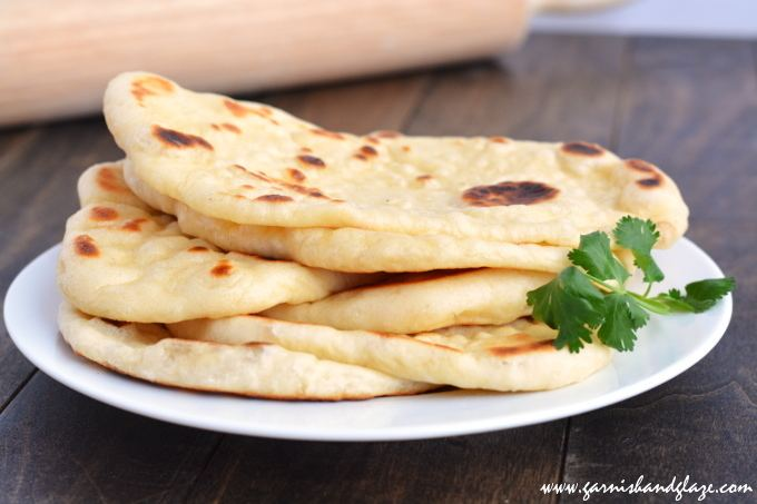 Naan Naan Garnish amp Glaze