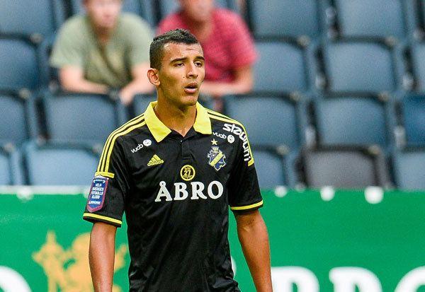 Nabil Bahoui Gus Poyet and Sunderland chasing Swedish star Nabil Bahoui