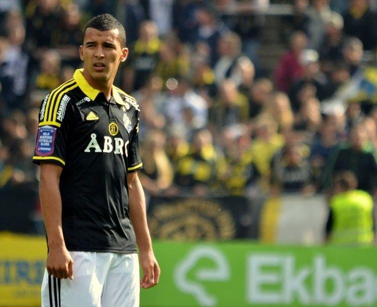 Nabil Bahoui Nabil Bahoui Skills amp Goals 2014 AIK YouTube