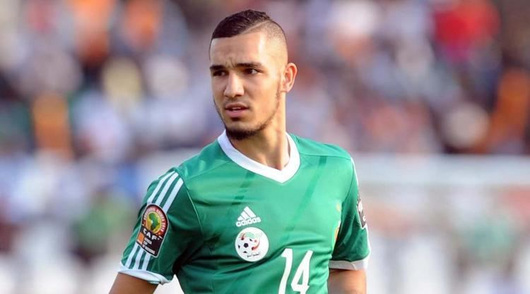 Nabil Bentaleb Nabil Bentaleb Signs Five Year Contract with Tottenam Hotspur The