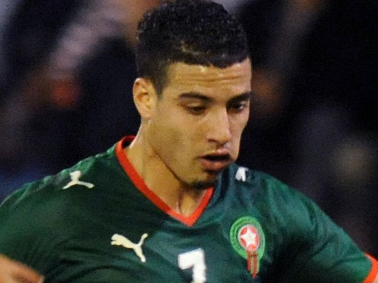 Nabil Dirar Nabil Dirar Monaco Player Profile Sky Sports Football