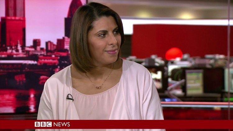 Nabila Ramdani Nabila Ramdani Dateline London BBC News World 03 October