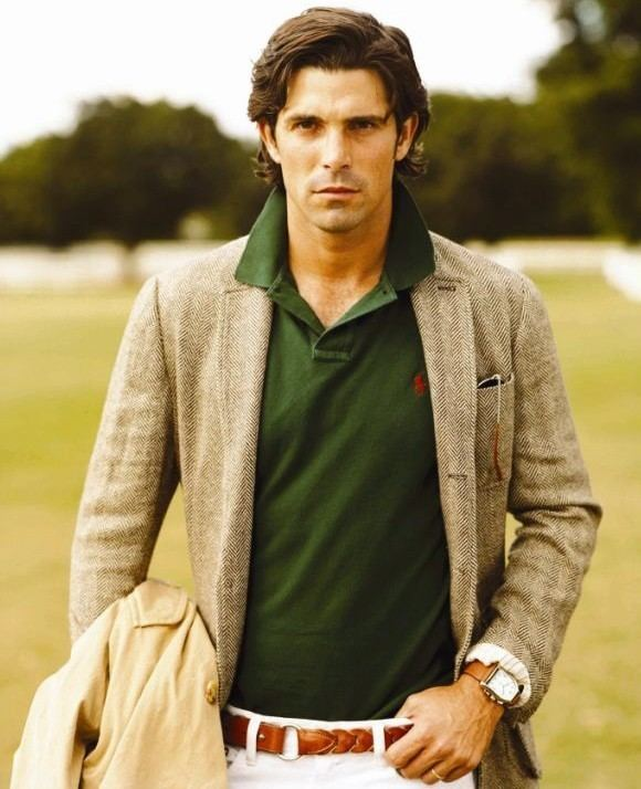 Nacho Figueras The Romantic Knight Haircut AKA The Nacho Figueras Haircut