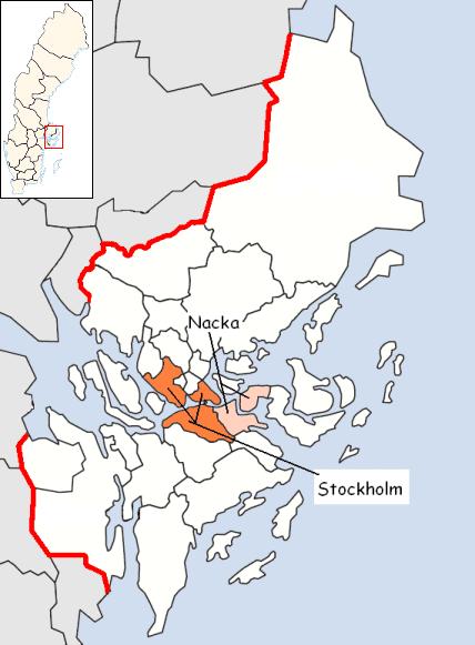Nacka Municipality Wikipedia