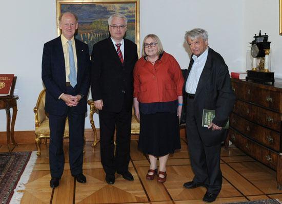 Nadežda Čačinovič Hrvatski PEN Centar