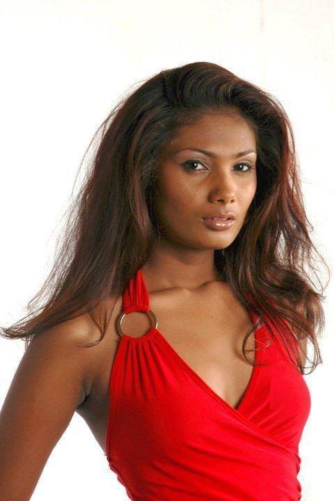 Nadeeka Perera Red Hot Rozelle Plunkett and Nadeeka Perera Sri Lankan Stars
