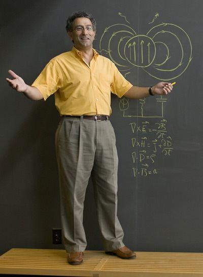 Nader Engheta Prof posits metananocircuits as electronics39 next frontier