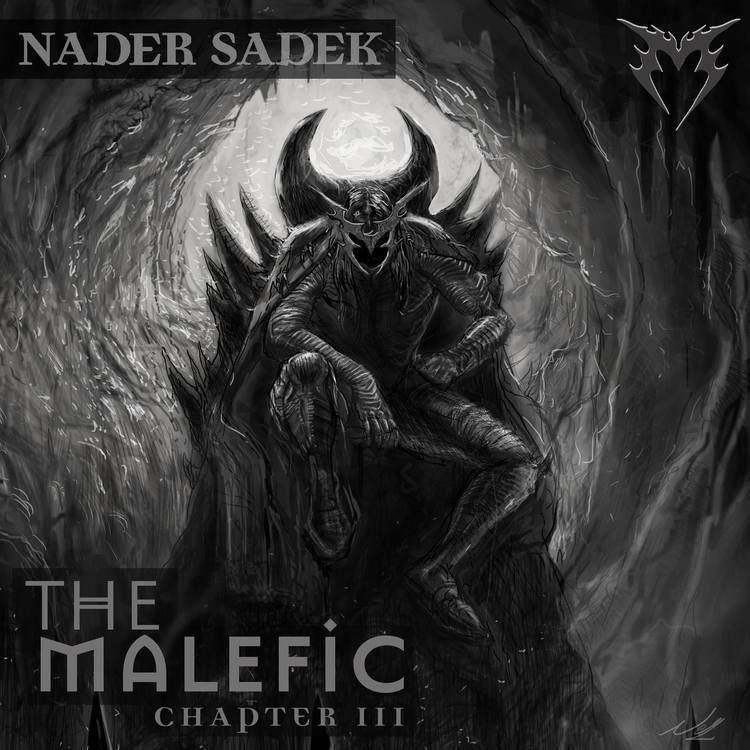 Nader Sadek Review Nader Sadek39s Fiery New EP The Malefic Chapter III MetalSucks