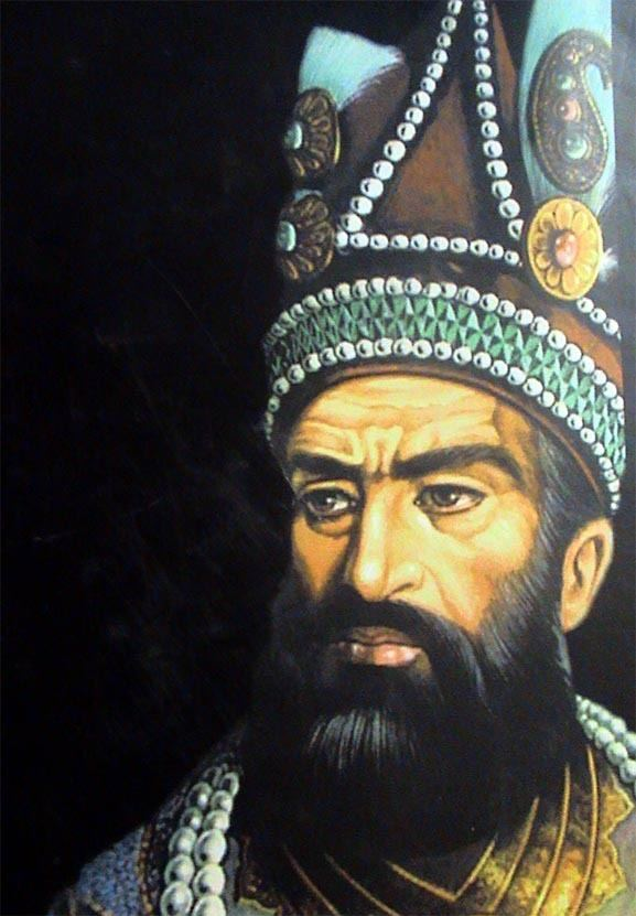 Nader Shah Iran Politics Club Iranian Military Uniforms Pictorial
