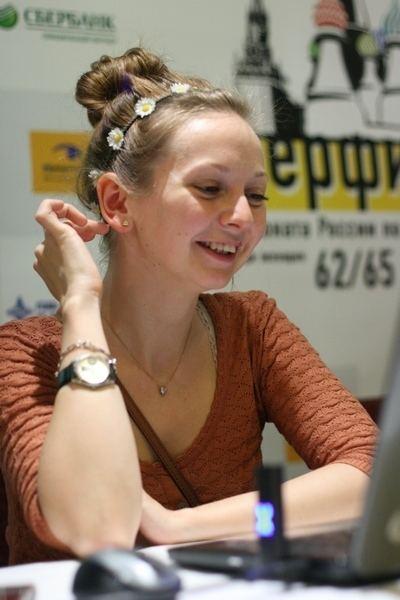 Nadezhda Kosintseva Nadezhda Kosintseva Gave Birth to a Girl chessnewsru