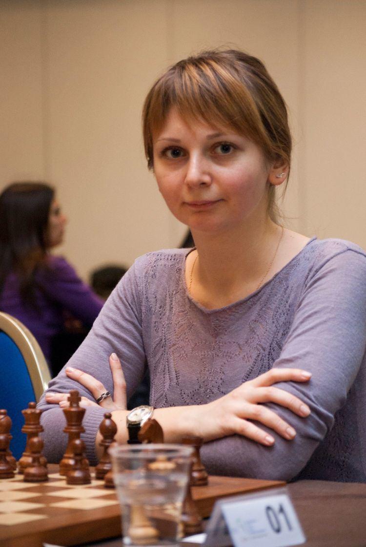 Nadezhda Kosintseva Nadezhda Kosintseva