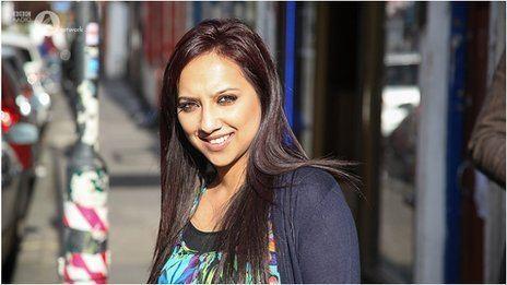 Nadia Ali (broadcaster) Ariel Asian Network presenter Nadia Ali juggles media with law