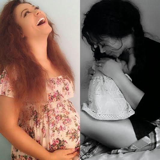 Nadia Buari Once hidden Here are photos of Nadia Buari while pregnant
