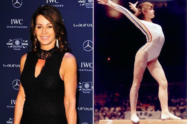 Nadia Comăneci Olympic gymnast Nadia Comaneci speaks for first time about fleeing