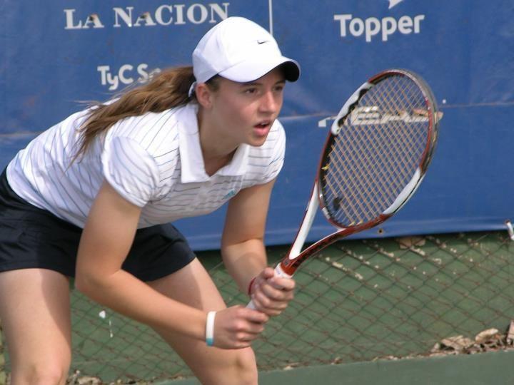 Nadia Podoroska Los Juniors que se vienen Nadia Podoroska El Tenis Que
