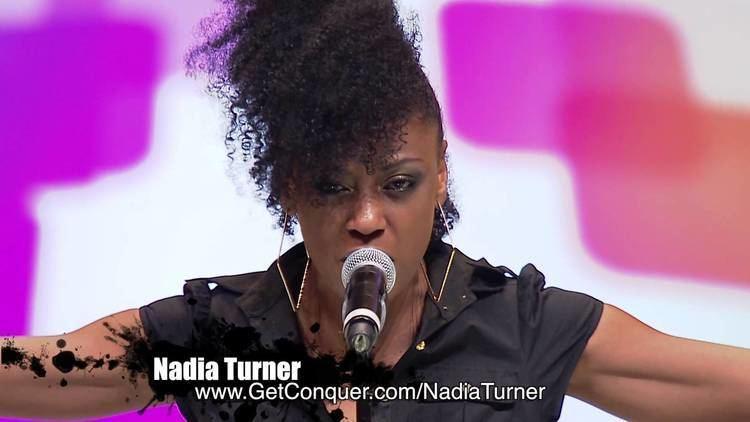 Nadia Turner Nadia Turner Sweet Nothing Live at 2013 Market America