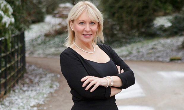 Nadine Dorries Tory MP Nadine Dorries signs sixfigure deal to write