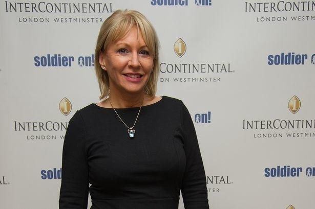 Nadine Dorries Nadine Dorries CPS to take no further action into