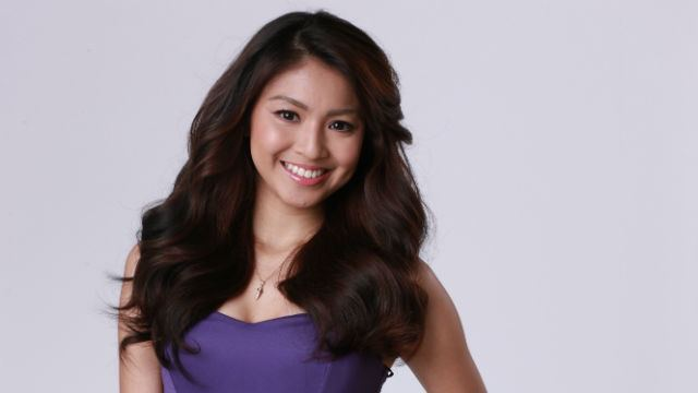 Nadine Lustre NADINE LUSTRE the AU review