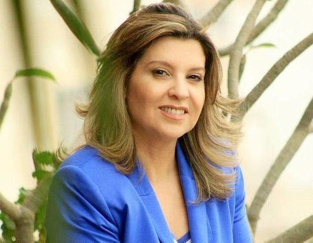 Nadine Moussa Nadine Moussa premire femme candidate Tout changement commence
