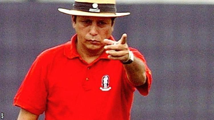 Nadir Shah (umpire) Bangladesh lifts ban on umpire Nadir Shah Samaa TV