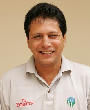 Nadir Shah (umpire) wwwespncricinfocomdbPICTURESCMS109000109099