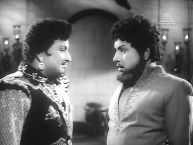 Nadodi Mannan Nadodi Mannan 1958 film Alchetron the free social encyclopedia