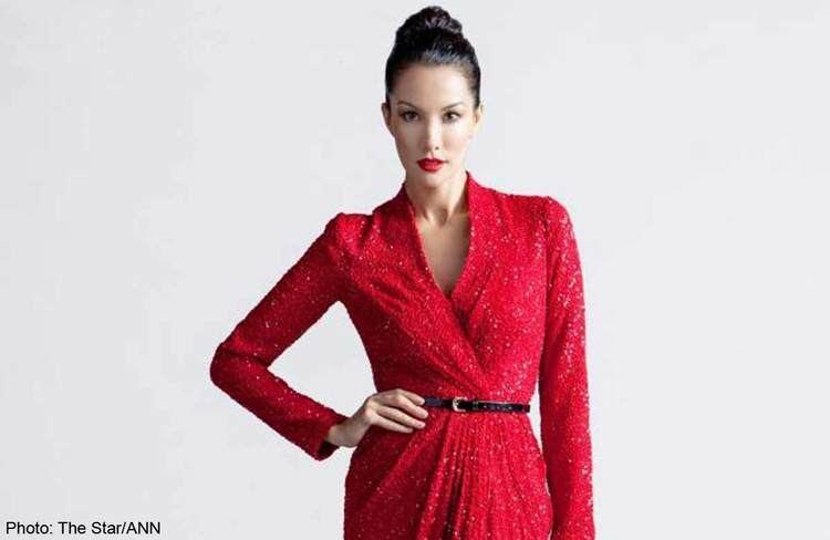 Nadya Hutagalung Nadya Hutagalung Beauty with a purpose AsiaOne Showbiz News