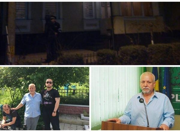 Nae-Simion Pleșca Fiul mai mic al deputatului NaeSimion Plesca NU este de gasit dupa
