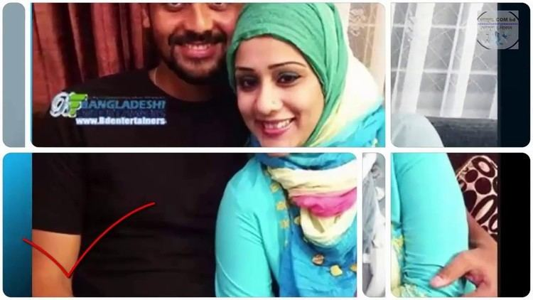 Nafees Iqbal With His Wife Nafees Iqbal And His Wife YouTube