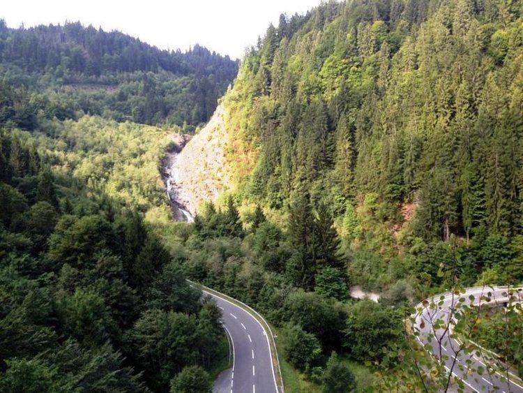 Naßfeld Pass Nassfeld Pass Passo di Pramollo