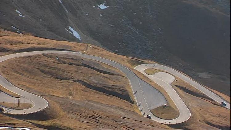 Naßfeld Pass Mountain Pass Nassfeld Alps Austria SD Stock Video 568443