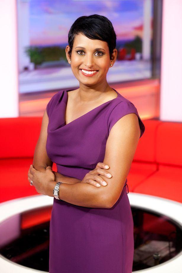 Naga Munchetty BBC Breakfast line up revealed Naga Munchetty confirms