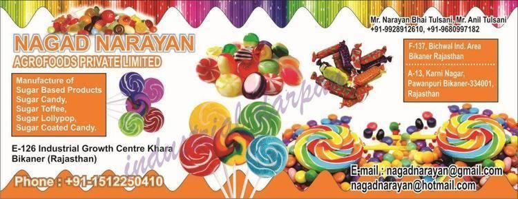 Nagad Narayan Agro Foods Private Limited Bikaner