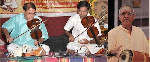 Nagai Sriram IMSOM Concert Nagai Muralidharan Nagai Sriram Carnatic Violin Duet