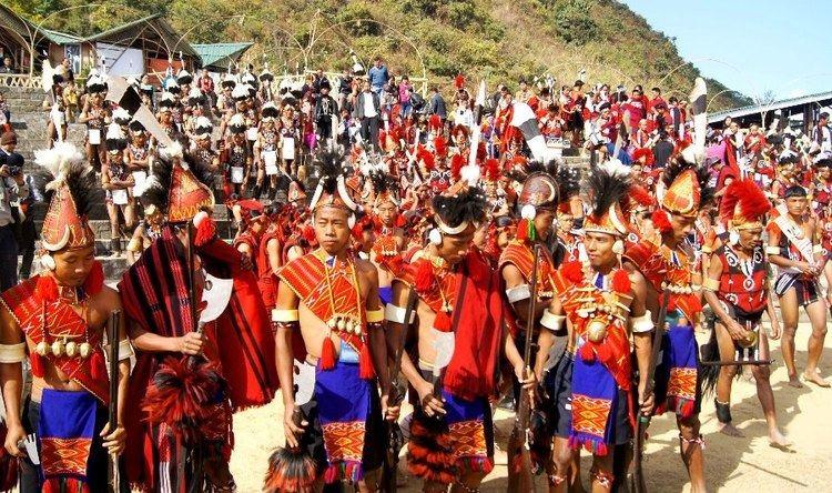 Nagaland Festival of Nagaland