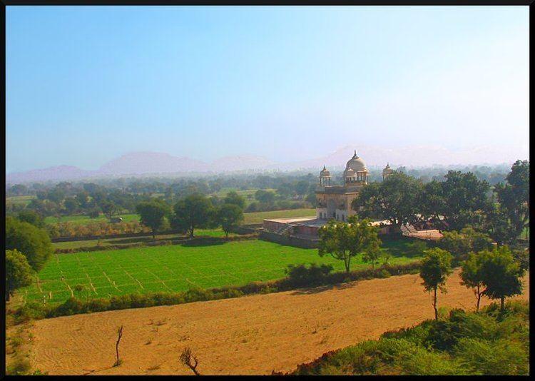 Nagar, Rajasthan Beautiful Landscapes of Nagar, Rajasthan