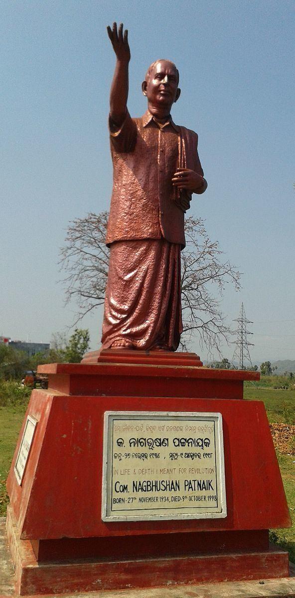 Nagbhushan Patnaik