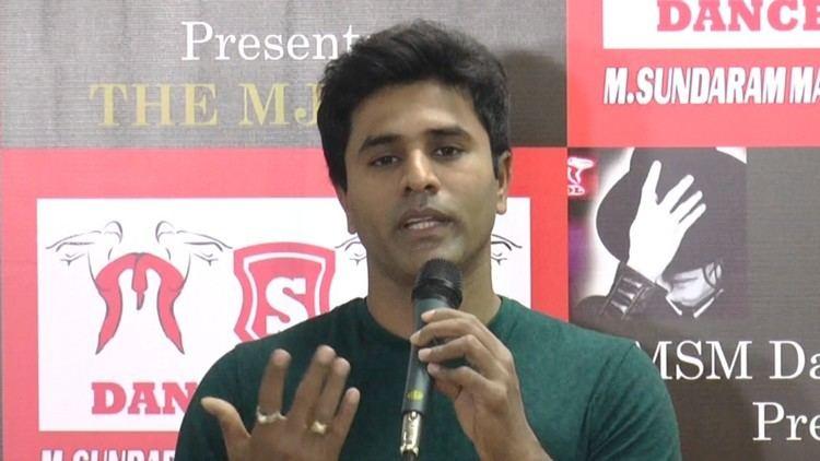 Nagendra Prasad Nagendra Prasad Actor Choreographer Speaks About MSM Dance Curtain