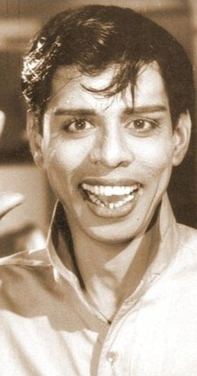 Nagesh IMDb Greatest Indian Actors with Unique Style Never before Never
