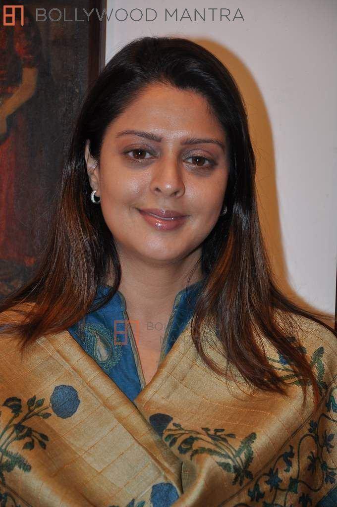 Nagma Nagma Nagma Inaugurate Art Exhibition by Medscape India