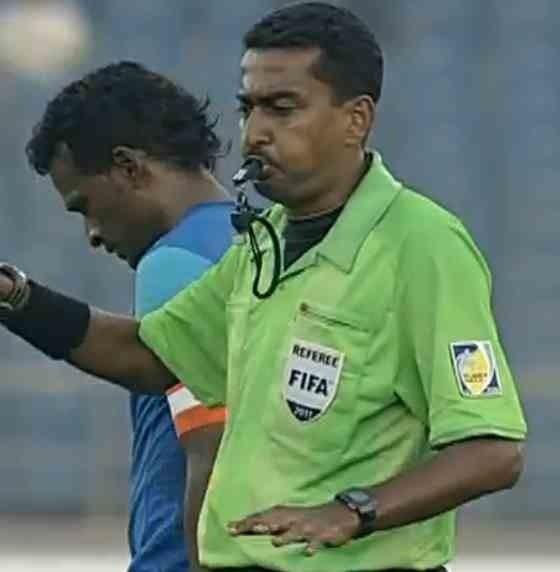Nagor Amir Noor Mohamed WorldRefereecom referee Nagor Amir Noor Mohamed bio