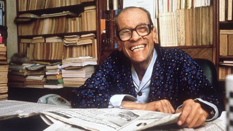 Naguib Mahfouz Naguib Mahfouz LA Times
