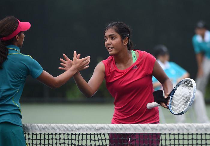 Naiktha Bains ITF Tennis JUNIORS Player Profile BAINS Naiktha AUS