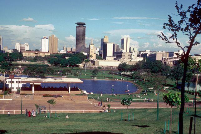 Nairobi Beautiful Landscapes of Nairobi