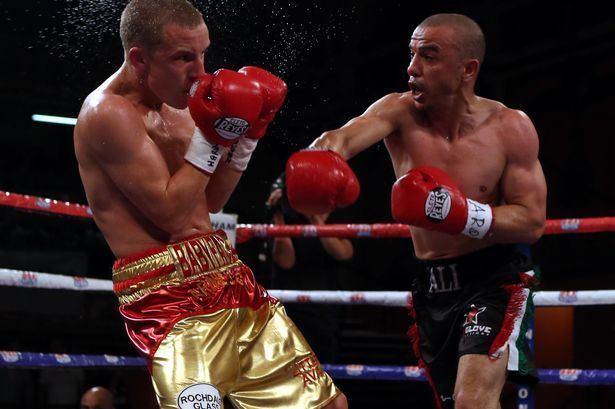 Najah Ali Boxing Rhonddabased Najah Ali is aiming high Wales Online