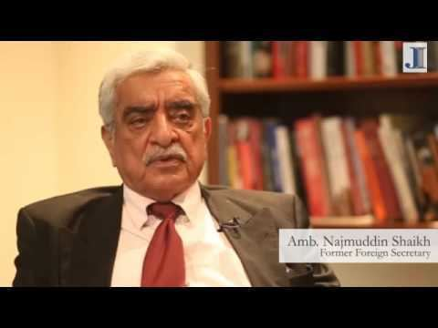 Najmuddin Shaikh Chaophraya Dialogue Video Series Amb Najmuddin Shaikh YouTube